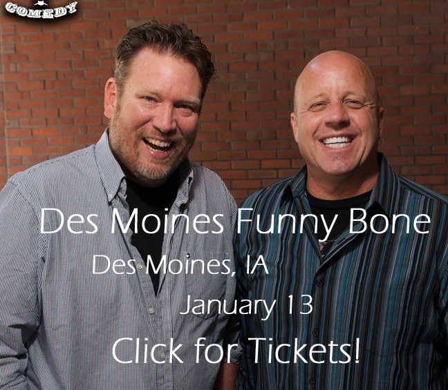 Addicts Comedy Tour Des Moines, IA